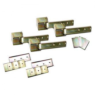 AutoLoc® - Manual Suicide Door Individual Hidden Hinge System without Latches