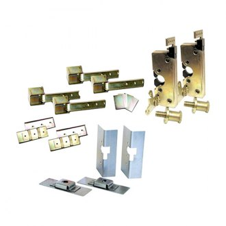 AutoLoc® - Automatic Suicide Door Individual Hidden Hinge System with Latches