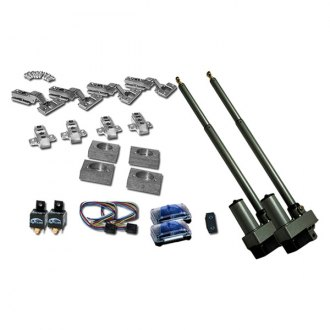 AutoLoc® - Split Hood Kit with Remote