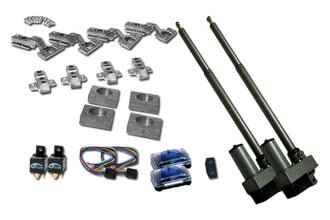 AutoLoc® - Split Hood Kit with Remote by AutoLoc®