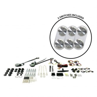 AutoLoc® - Power Window Kit
