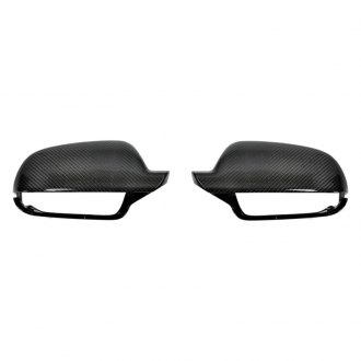 AutoTecknic® - Carbon Fiber Replacement Mirror Covers