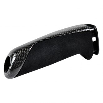AutoTecknic® - Carbon Alcantara E-Brake Handle