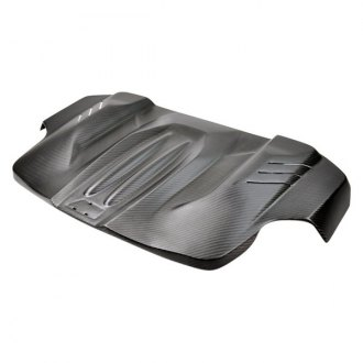 AutoTecknic® - Carbon Fiber Engine Cover