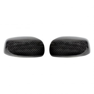 AutoTecknic® - Dry Carbon Fiber Mirror Covers