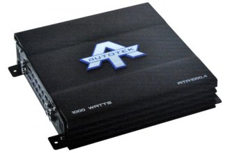 Autotek® - ATA Series Class AB 4-Channel 1000W Amplifier