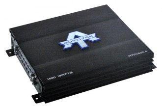 Autotek® - ATA Series Class AB 4-Channel 1400W Amplifier
