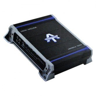 Autotek® - Mean Machine Series Class AB 2-Channel 1100W Amplifier