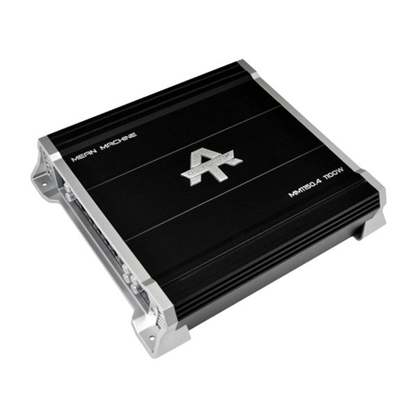 Autotek® - Mean Machine Series 4-Channel 1100W Amplifier