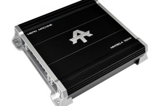 Autotek® - Mean Machine Series Class AB 4-Channel 1100W Amplifier
