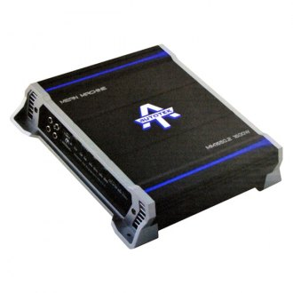 Autotek® - Mean Machine Series Class AB 2-Channel 1600W Amplifier