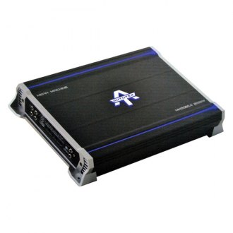 Autotek® - Mean Machine Series Class AB 4-Channel 2000W Amplifier