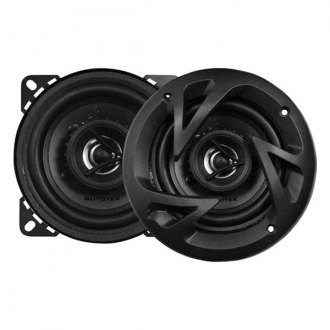"Autotek® - 4"" 2-Way ATX Series 250W Coaxial Speakers"