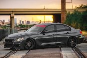 AVANT GARDE® - F120 Custom Painted on BMW 3-Series