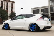 AVANT GARDE® - F230 Custom Painted on Honda CR-Z