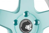 AVANT GARDE® - F230 Tiffany Blue Close-Up