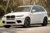 AVANT GARDE® - M310 Matte Black on BMW X5