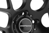 AVANT GARDE® - M310 Matte Black Close-Up