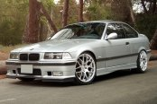 AVANT GARDE® - M310 Silver with Machined Face on BMW M3
