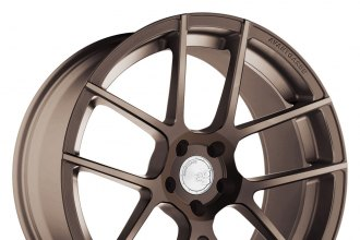 "AVANT GARDE® - M510 BESPOKE Matte Bronze Powdercoated (19"" x 8.5"", +15 to +35 Offsets, 5x98-130 Bolt Patterns, 76mm Hub)"