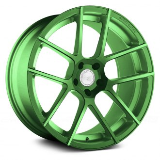 AVANT GARDE® - M510 BESPOKE Green Powdercoated