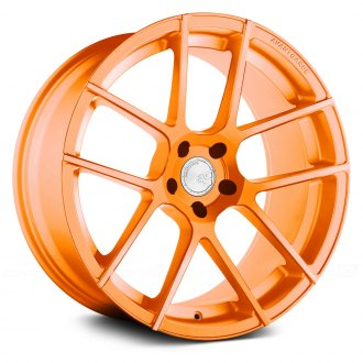 AVANT GARDE® - M510 BESPOKE Orange Powdercoated