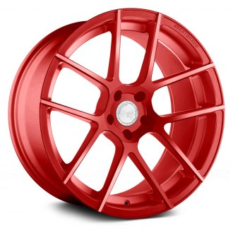 AVANT GARDE® - M510 BESPOKE Red Powdercoated