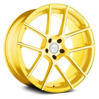 AVANT GARDE® - M510 BESPOKE Yellow Powdercoated