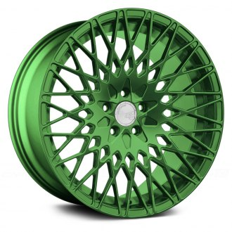 AVANT GARDE® - M540 BESPOKE Green Powdercoated