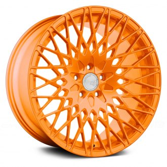 AVANT GARDE® - M540 BESPOKE Orange Powdercoated