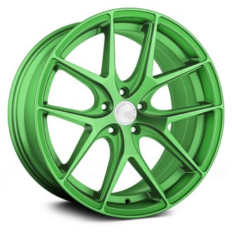 AVANT GARDE® - M580 BESPOKE Green Powdercoated