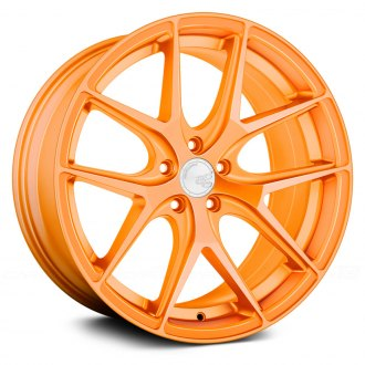 AVANT GARDE® - M580 BESPOKE Orange Powdercoated
