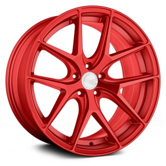 AVANT GARDE® - M580 BESPOKE Red Powdercoated