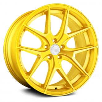 AVANT GARDE® - M580 BESPOKE Yellow Powdercoated