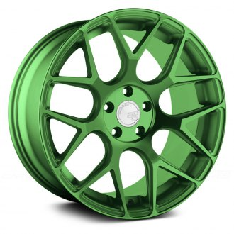 AVANT GARDE® - M590 BESPOKE Green Powdercoated