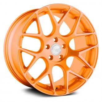 AVANT GARDE® - M590 BESPOKE Orange Powdercoated