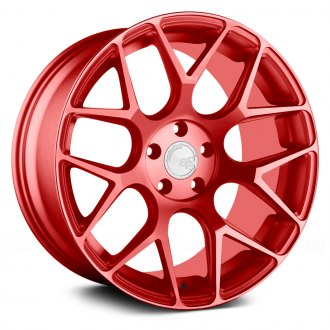 AVANT GARDE® - M590 BESPOKE Red Powdercoated