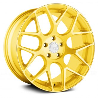 AVANT GARDE® - M590 BESPOKE Yellow Powdercoated
