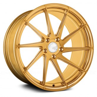 AVANT GARDE® - M621 BESPOKE Gold Powdercoated