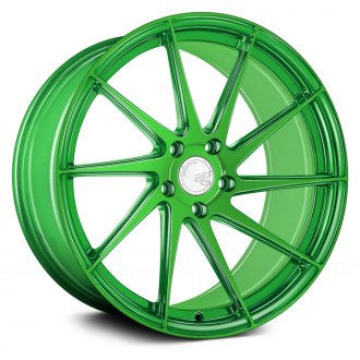 AVANT GARDE® - M621 BESPOKE Green Powdercoated