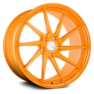 AVANT GARDE® - M621 BESPOKE Orange Powdercoated