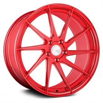 AVANT GARDE® - M621 BESPOKE Red Powdercoated