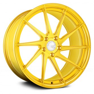 AVANT GARDE® - M621 BESPOKE Yellow Powdercoated