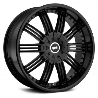 AVENUE® - A603 Satin Black