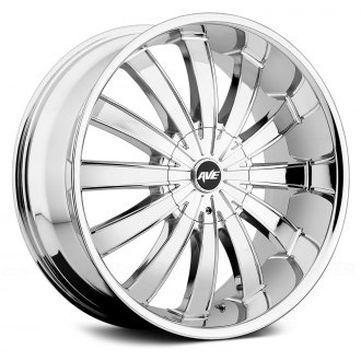 AVENUE® - A610 Chrome