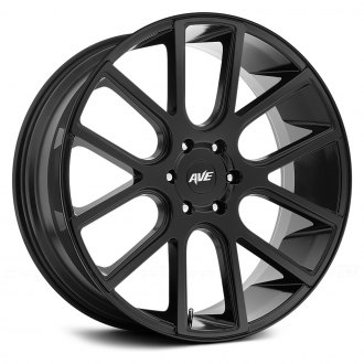 AVENUE® - A614 Satin Black