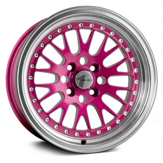 AVID.1® - AV-12 Pink with Machined Lip