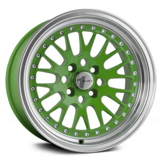 AVID.1® - AV-12 Green with Machined Lip