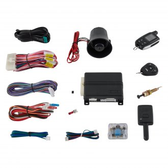 Avital® - 2-Way LCD Security System with Remote Start