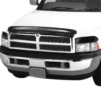 Avs Bugflector Deluxe Smoke Hood Shield On Car on Dodge Ram 1500 Avs Bug Shields